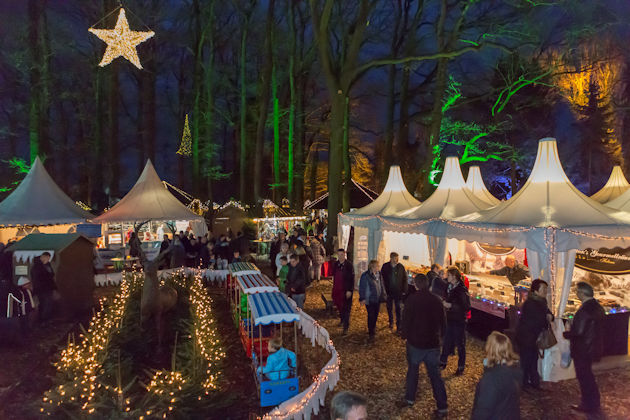 Thema Weihnachtsmarkt - Advents Shopping - Weihnachten für alle Sinne
