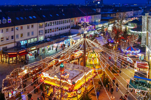 Thema Weihnachtsmarkt Advents Shopping Weihnachten Fur Alle Sinne